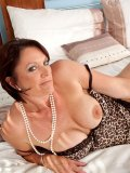 Mature vixens beads turn into sex toy for her when she gets totally overexcited