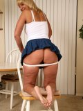Barbie is a cute slightly shy mature babe with totally mind-blowing badonkadonks
