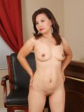Exotic high society mum from Indonesia demonstrates her curvaceous ripe body